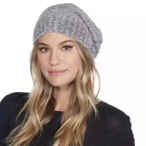 Barefoot Dreams Cozychic Lite M Ribbed Beanie GRAY